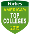 Forbes Top Colleges Award